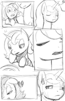 Secrets of the Past: Pg2Sketch by PonySocialExperiment