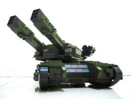 Lego Mammoth Tank 'Mix' 9 by SOS101