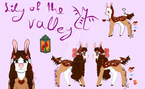 and Made it all into a reference sheet x3 by TigerdragonLilith