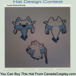 Myth Monster Hat Entry by doggy90
