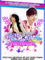 You Are My Hired Girlfriend Story Poster Request by Prom15e13elieve10ve