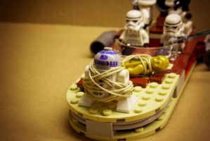 The Droids we're Looking for (LEGO) by shadowfax412