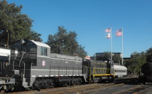 Sacramento Southern Train II by Photos-By-Michelle