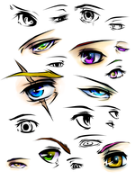 Eyes! by Arenheim
