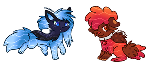 Adopt Aquanines CLOSED by alfvie
