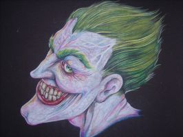 The Joker by GregLakowske