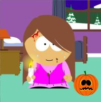 Jamie Southpark Style by horrorluver136