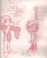 When Gazette Met Dir En Grey 3 by MeghanBeth