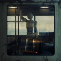packet - man by AndreyBobir