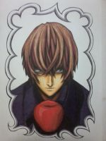 death note by Maggot666DM