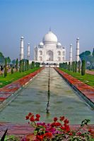 Taj  Mahal  Agra by CitizenFresh