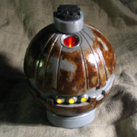 Thermal Detonator: Weathered 2 by The-Oubliette