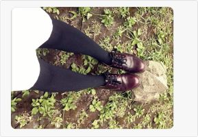 just me and my docmart by kristantidwiputri