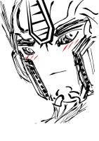 TFP-Optimus sketch by Evaison
