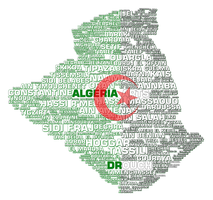 Algeria by drouch