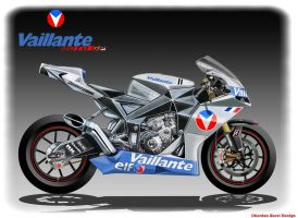 VAILLANTE MOTO GP by obiboi