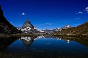 matterhorn fantasy by lightintunel