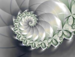Silver Lustre by janinesmith54