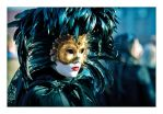 Venetian masks 7 by flemmens