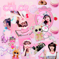 My color|Oh my girl| by LonesomeStreet