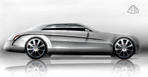 2012 Maybach 57 by marcomercedes