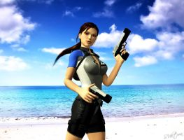 "Lara's ""Sola"" Wetsuit by LPVictoria"