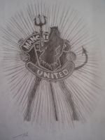 Man United by Tezza-jr