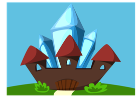 Simple Castle by renzus