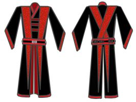 Sith robes by TheRealShockWave