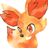 Fennekin animation by DragneelGfx