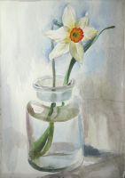 Narcissus. 2007 by Yudaev