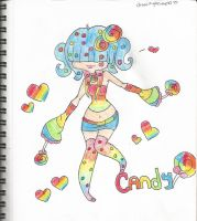 Candies New Outfit by Chibii-chii