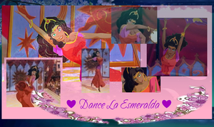 Dance La Esmeralda by Disneygirl423