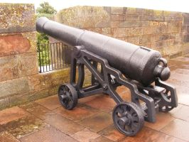 Cannon 03 by Axy-stock