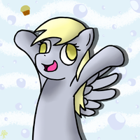 Derpy Hooves by TheMexican9894