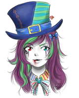 Mad Hatter! by LauEspi97