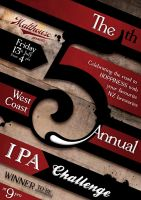 IPA Challenge poster by naysayer