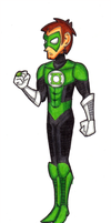Green Lantern by brothersdude