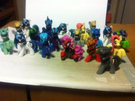 Blind Bag Customs: Batch 1 by ClaveSlayer