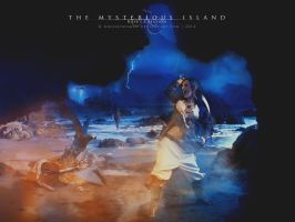 The Mysterious Island by dreamswoman