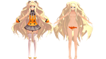 [MMD] SeeU (WIP) - Texturizing kinda well~ by ColorsOfOrion