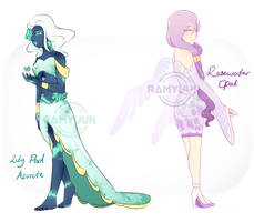 CLOSED | Gem Adopts | Auction by Ramyuun