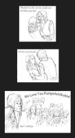 Rumbelle and the Fangirls by TeddysTwin