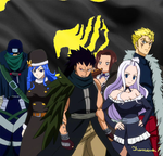 Fairy Tail B by yvarseven