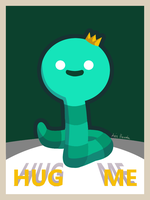 King Worm by Avis-Praeda