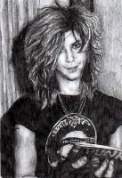 Duff McKagan by BonaScottina