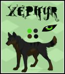 Xephyr Reference by Emerald-Eden