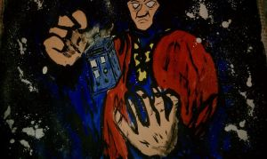 Doctor Who vs Q by Casey383