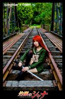 Resting by the Railway by songster69