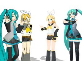 MMD- Your Kind Isn't Welcome by StarGirl2Rules